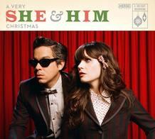 She & Him Navidad Christmas villancicos