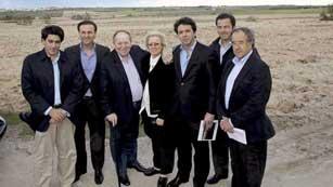 Ver vídeo  'Sheldon Adelson decidirá este mes dónde instala su proyecto Eurovegas'