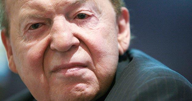 Sheldon Adelson planea instalar Eurovegas en España