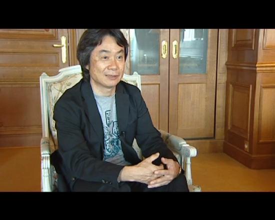 Ver vídeo  'Shigeru Miyamoto, un mago de los videojuegos'