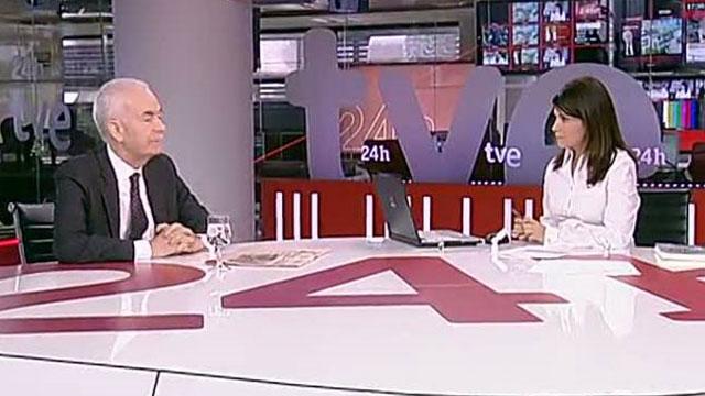 """""""La salida del euro de Grecia podría provocar un pánico bancario"""""""