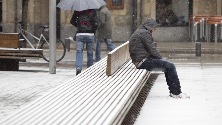 El frío siberiano no ha abandonado nuestro país