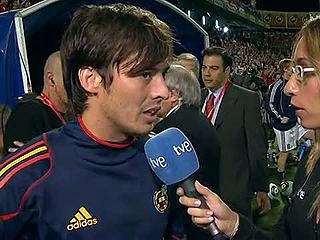 """Ver vídeo  'Silva: """"Siempre me he dedicado a jugar, la gente habla mucho""""'"""