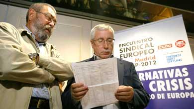 Los sindicatos dicen que los Presupuestos ahondarán la recesión