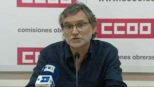Ver vídeo  'Los sindicatos satisfechos, con cautela, tras el anuncio de la prorroga del subsidio de los 400 euros'