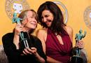 Sissy Spacek y Mary Steenburgen (&#146;The help&#146;) sonr&iacute;en con sus premios cinematogr&aacute;ficos a mejor interpretaci&oacute;n de repartocos a mejor interpretaci&oacute;n