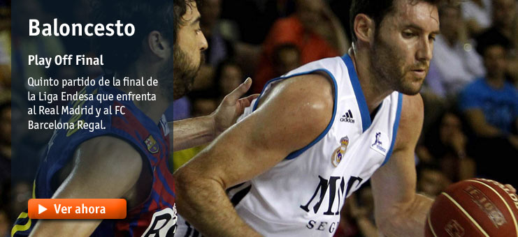 Slide A la carta - Baloncesto - La 1