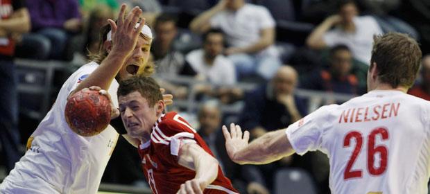 Dinamarca se ha impuesto a Eslovaquia en su primer partido.