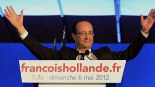 Ver vídeo  'Los socialistas vuelven a la presidencia de Francia tras 17 años'