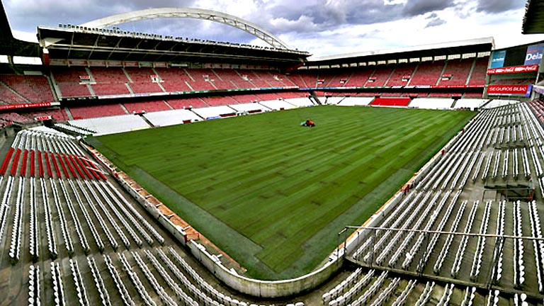 Los socios del Athletic eligen asiento en el nuevo San Mam&eacute;s
