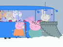 Imagen del  v&iacute;deo de Peppa Pig titulado SOL, MAR Y NIEVE