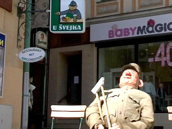 El soldado Sveij es para los checos como para nosotros Don Quijote - Buscamundos