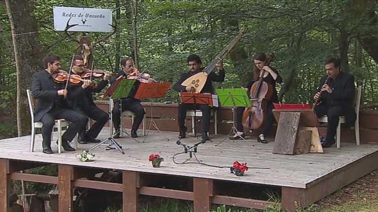 Sonidos de la naturaleza y de la música clásica para festejar el Solsticio de verano