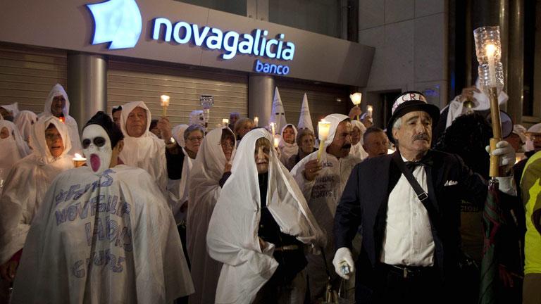 El laudo arbitral de las preferentes de Novagalicia devuelve a 7.000 personas su dinero