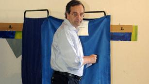 Ver vídeo  'Los sondeos en Grecia apuntan a un empate técnico entre Nueva Democracia y Syriza'