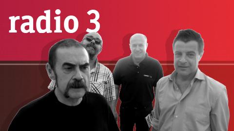 Sonideros: Kiko Helguera & Rodolfo Poveda - Un poco de pimienta para el Sargento - 23/07/17