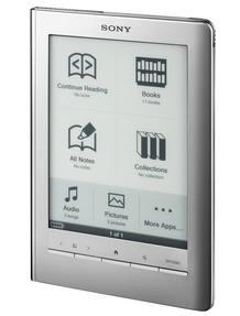 El PRS-600 Touch Edition de Sony tiene la ventaja de que se pueden subrayar los textos al ser táctil