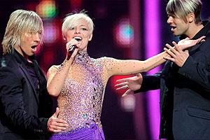 """Soraya fue la representante en 2009 en Moscú con """"La noche es para mí"""""""