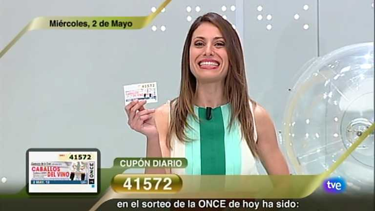 Sorteo ONCE - 02/05/12