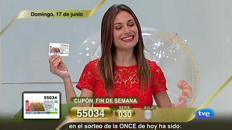 Sorteo ONCE - 17/06/12