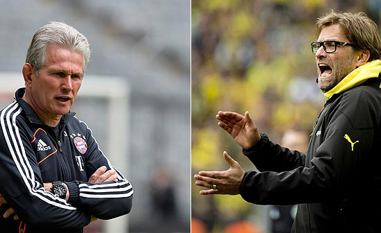 El sosegado Heynckes, contra el volc&aacute;nico Klopp