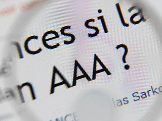 Ver vídeo  'S&P quita la triple A a Francia'