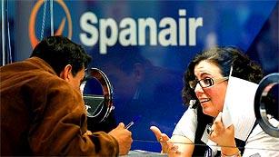 Ver vídeo  'Spanair presenta concurso voluntario de acreedores'