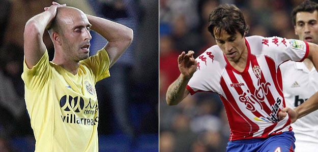 El Sporting-Villarreal de este martes puede aclarar opciones en la lucha por la permanencia.