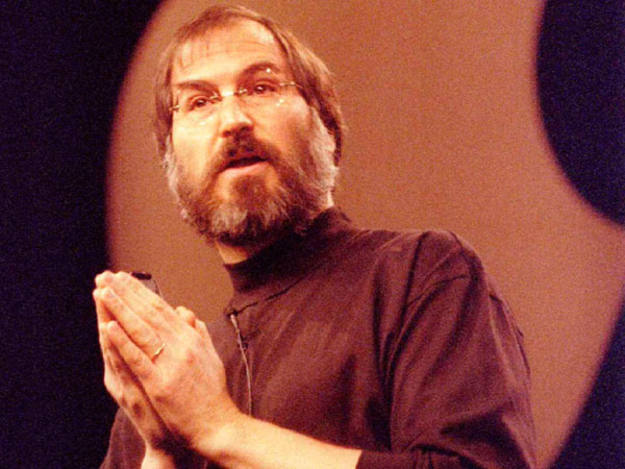Steve Jobs en 1998, en el despegue de la 'manzana'