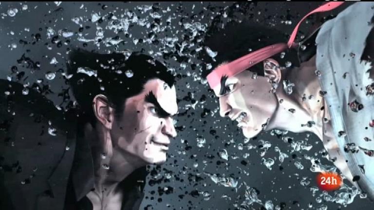 """Zoom Net - """"Street Fighter X Tekken"""" y la feria Aula 2012 - 10/03/12"""