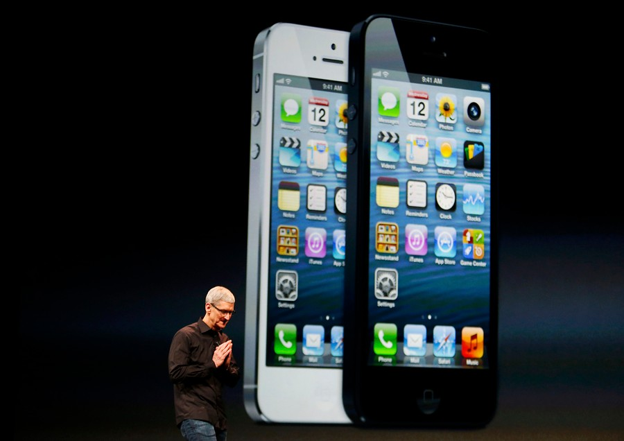 <strong>iPhone 5: llegó el más esperado</strong>