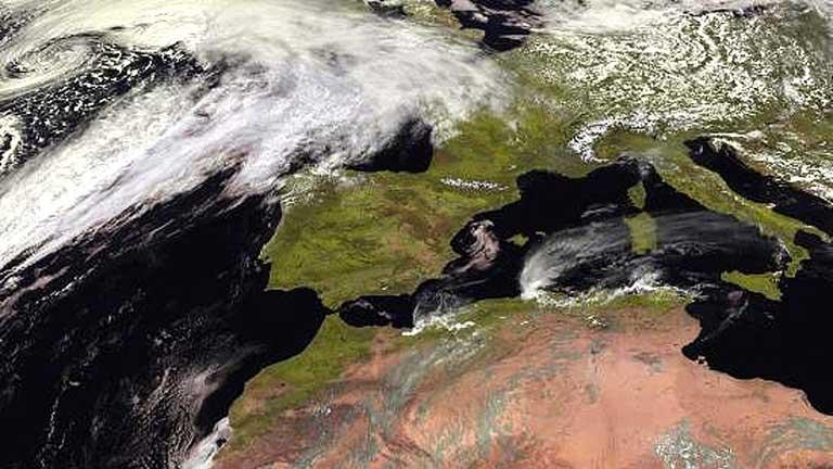 El domingo suben las temperaturas en toda la Península