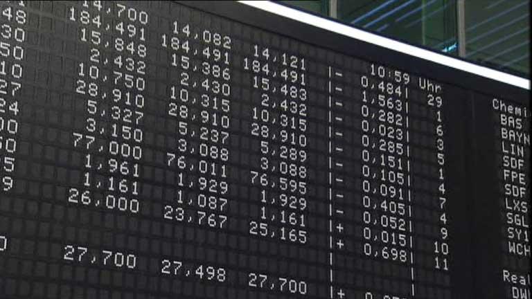 El IBEX 35 gana un 6% y la prima cierra en 542 puntos