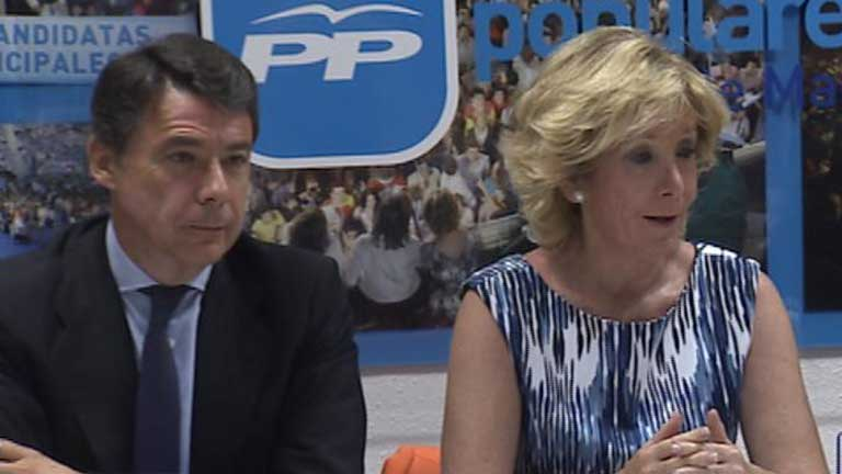 El PP asegura que el sucesor de Esperanza Aguirre est&aacute; a&uacute;n por decidir