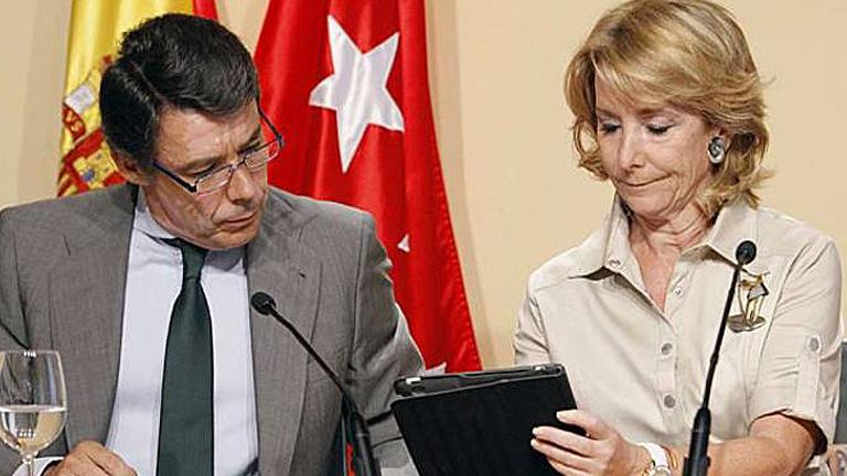 El presidente de la Asamblea de Madrid inicia los contactos para el relevo de Aguirre