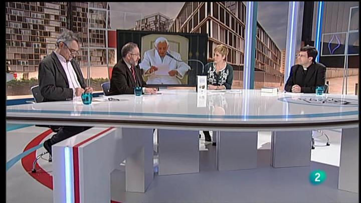 Para Todos La 2 -  Debate: La sucesión del papa