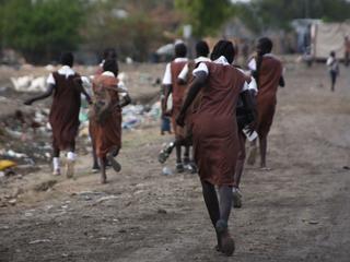 Ver vídeo  'Sudán del Sur, naciendo a un ritmo frenético'