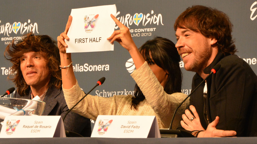 El sueño de Morfeo actuará en la primera mitad de la final de Eurovisión