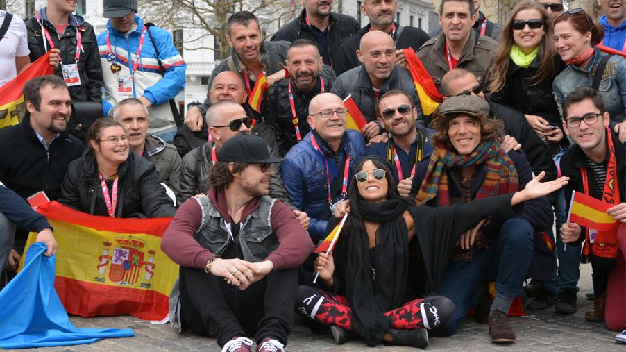 El sueño de Morfeo, contagiados por el espíritu multicultural de Malmö