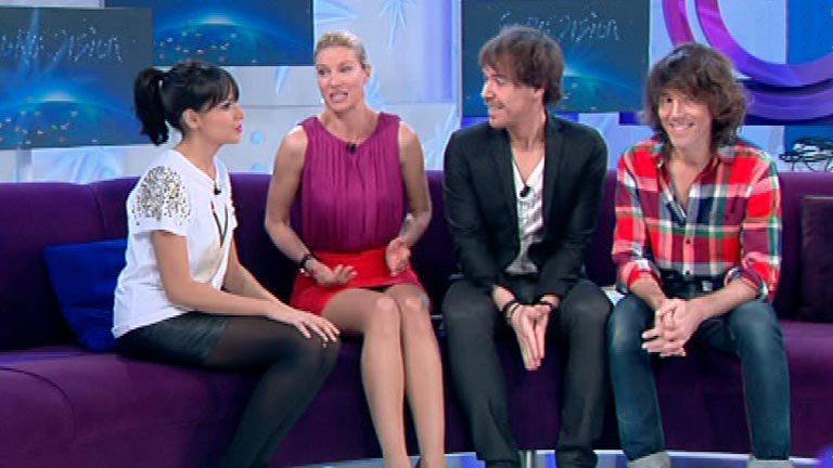 Más Gente - El Sueño de Morfeo, representantes en Eurovisión 2013