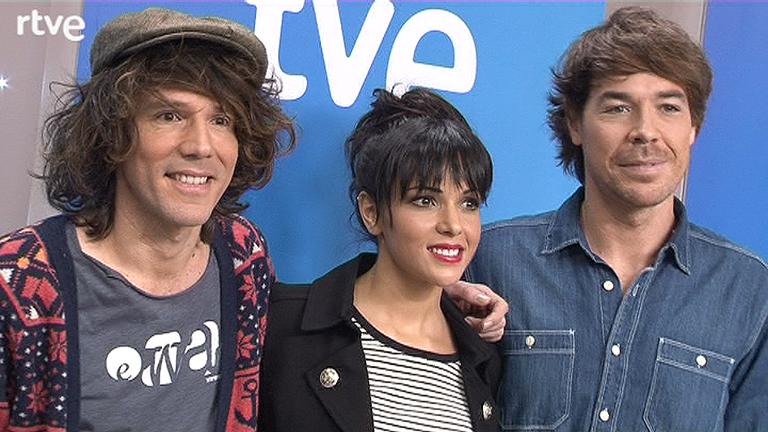 'El Sueño de Morfeo', representante de TVE en Eurovisión 2013