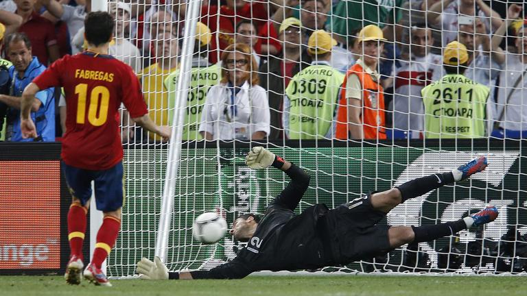 La suerte de España se decidió en los
