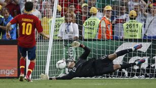 Ver vídeo  'La suerte de España se decidió en los penaltis'