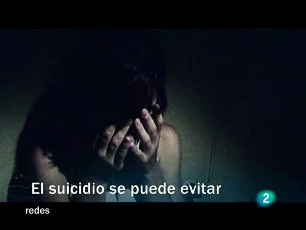 Redes - El suicidio se puede evitar