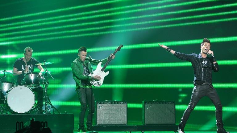 Suiza Eurovisión 2012 - Sinplus - 1ª semifinal