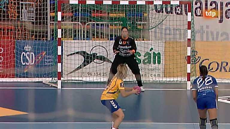 Balonmano - Supercopa Española Femenina - Balonmano Bera-Bera - Rocasa Gran Canaria