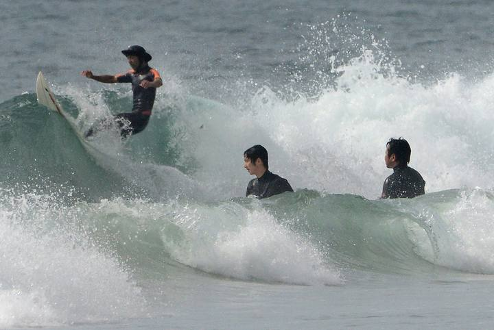 Un estudio asegura que cantidades muy pequeñas de cesio 137 liberadas en Fukushima llegarán en 2014 a las costas de EE.UU.