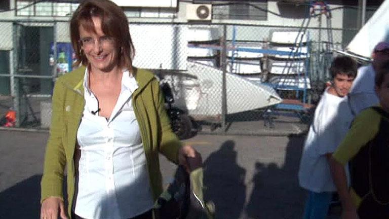 Españoles en el mundo - Madeira - Susana