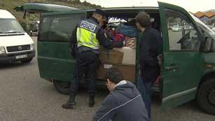 Ver vídeo  'Suspendido en España el Tratado de Schengen'