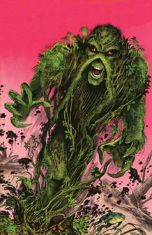 Swamp Thing (La cosa del Pantano)